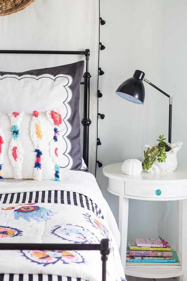 Tween Girl Boho Bedroom Canopy Bohohomeinspiration Room
