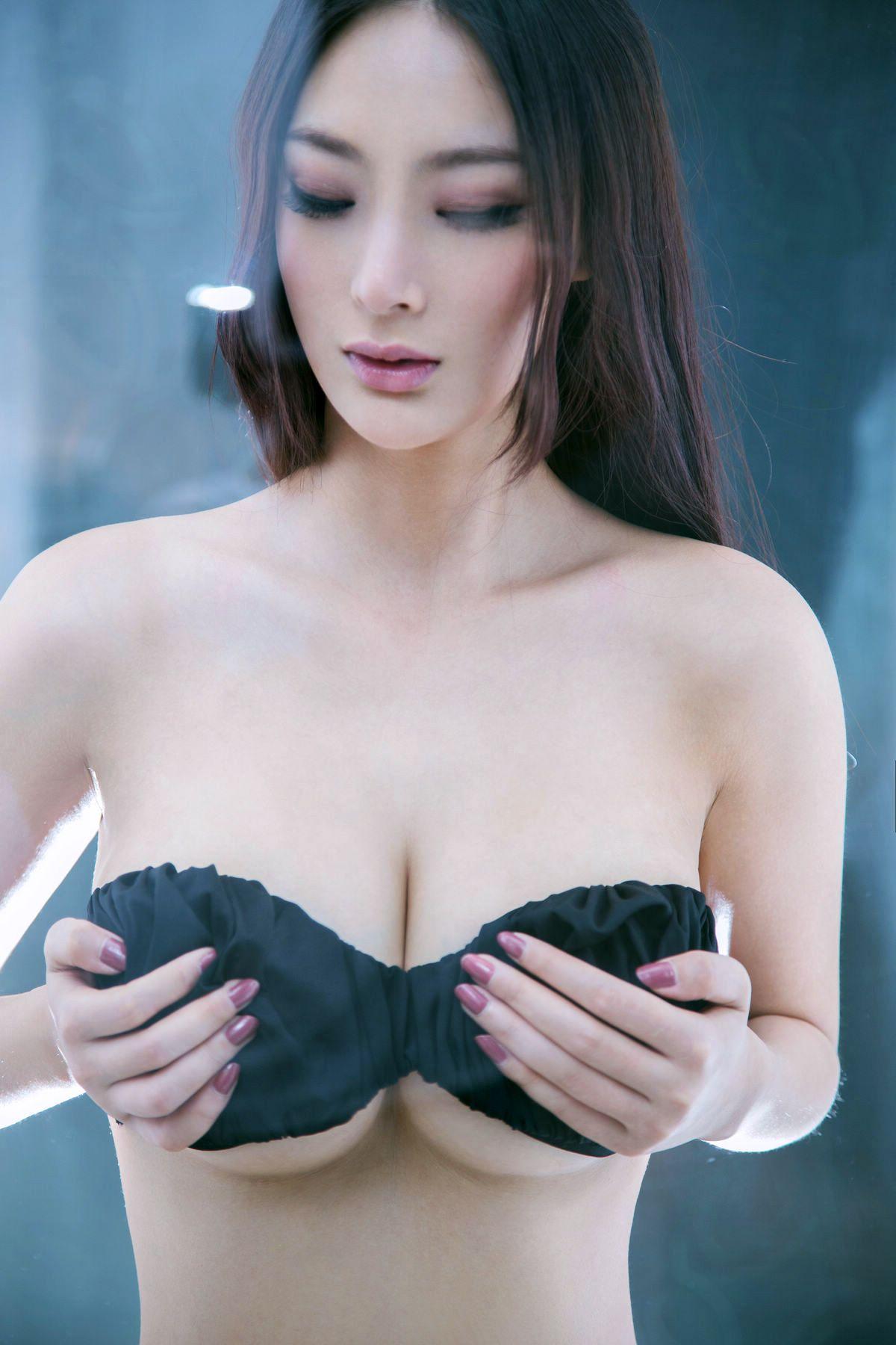 Daniella wang lin dan naked girl