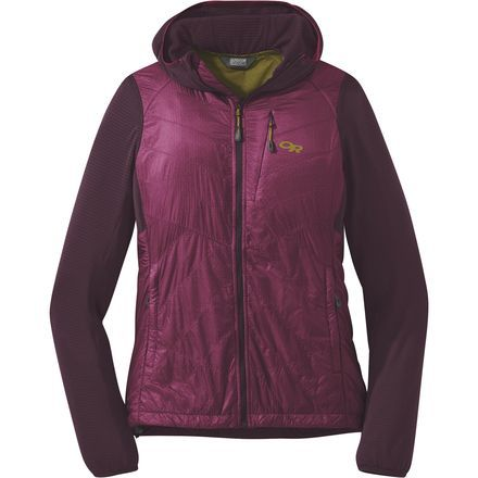 Photo of Outdoor Research Vigor Hybrid Hooded Jacket – Women's