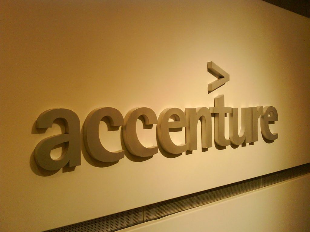 2017 Most Prestigious Consulting Firms - Page 8 of 9 | Accenture
