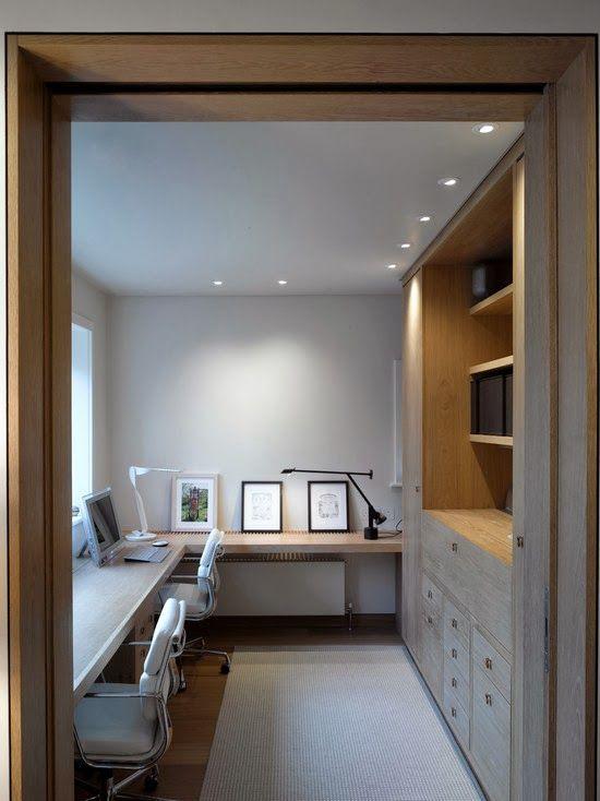 Diseño de Interiores & Arquitectura: 40 Ideas Para Diseñar Tu Ofici ...