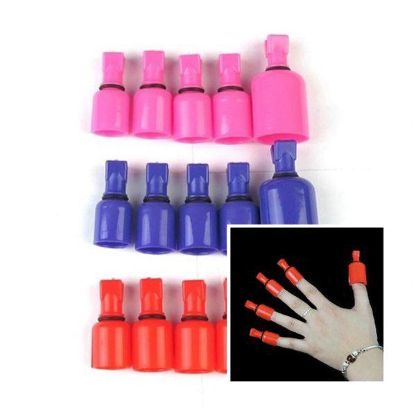 Gel ultravioleta de acrílico removedor de esmalte de uñas en remojo ...