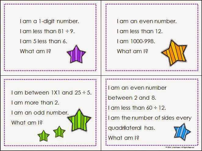 2D Geometry Riddles for Kids by Crystal Spencer | TpT |Riddles For Second Graders
