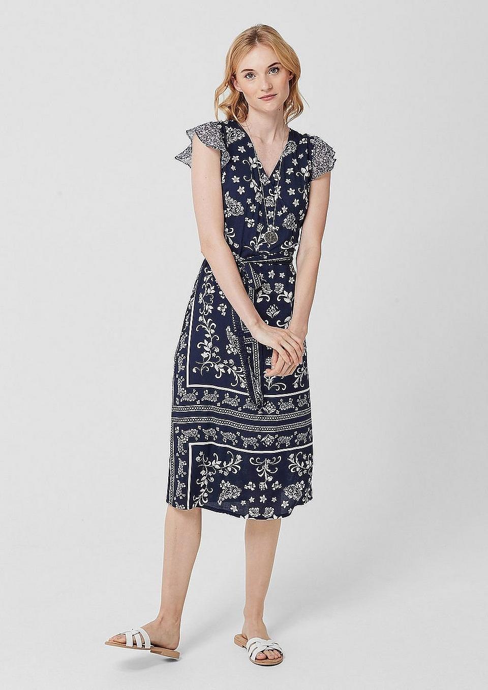 s.oliver kleid für | schöne kleider, modestil, kleid mit ärmel