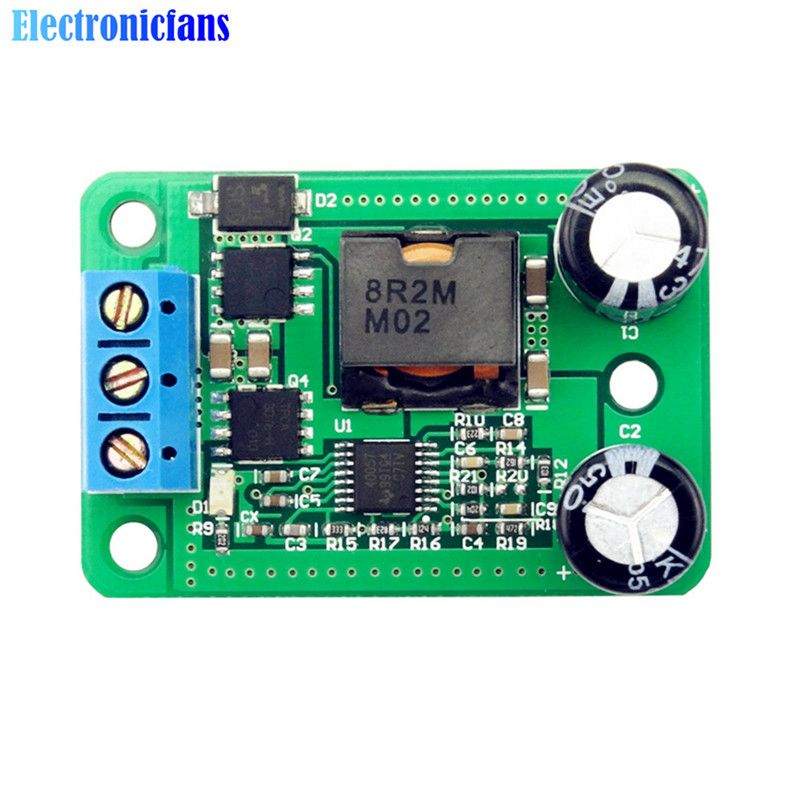 Step Down Power Supply 5V 8A 6-Channel USB Output Buck Converter for Sma GTG