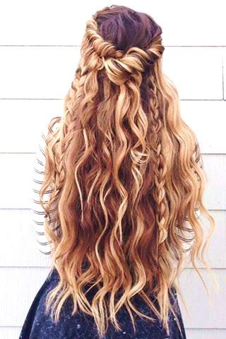 Bohemian Hairstyles 43 Bohemian Hairstyles Ideas For Every Boho Chic Junkie  Gorgeous