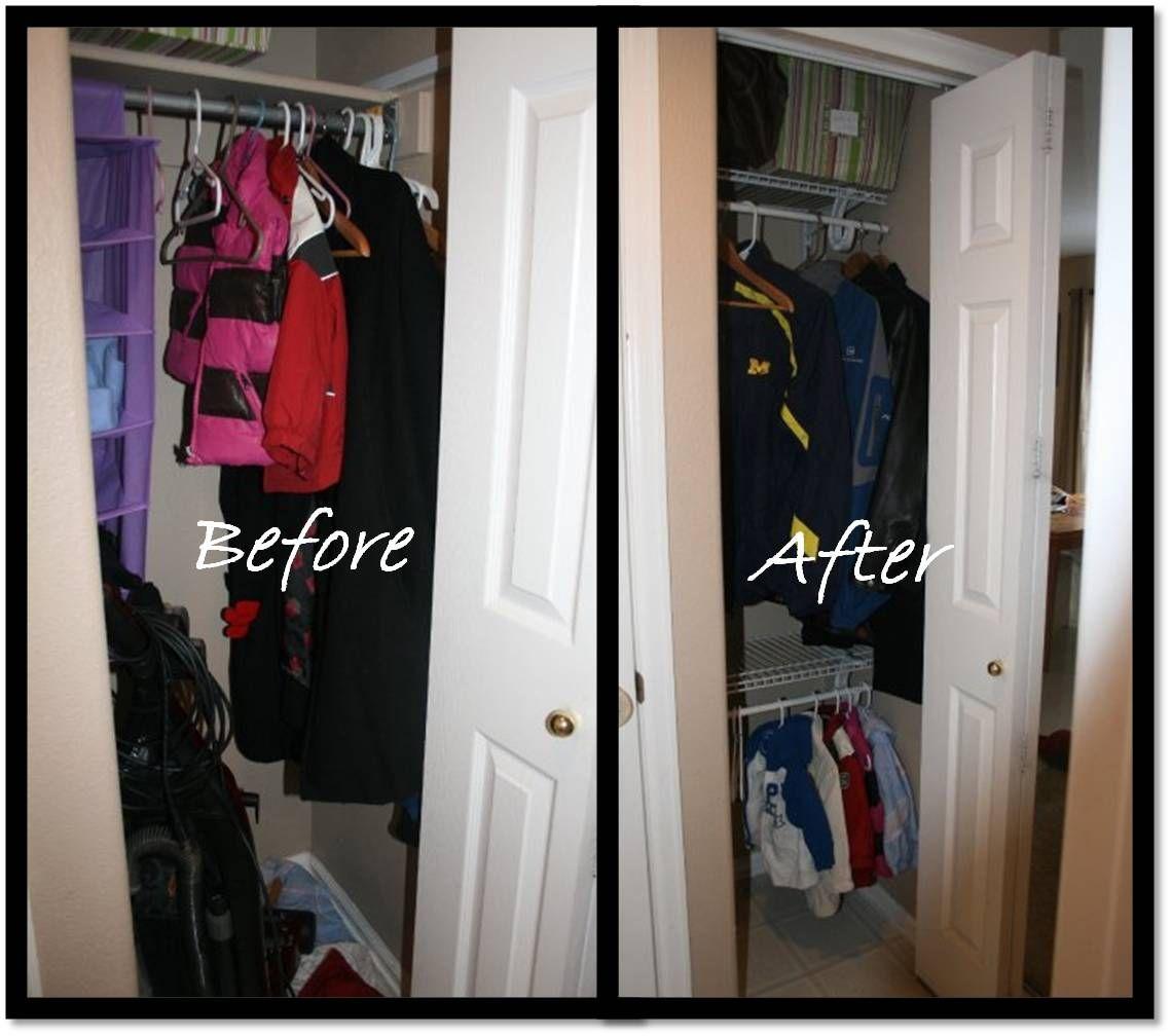 Coat Closet Height