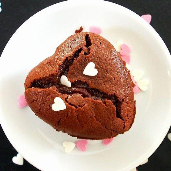 Fondant au chocolat sans beurre et sans gluten | Recette ...