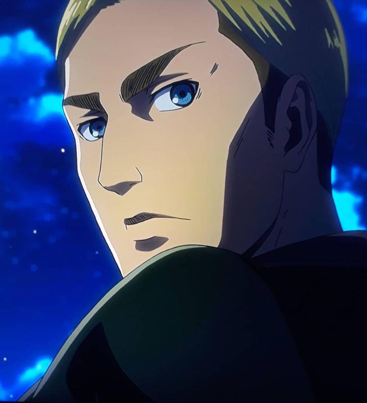 Attack on Titan erwin in 2020 | Attack on titan, Anime, Manga anime