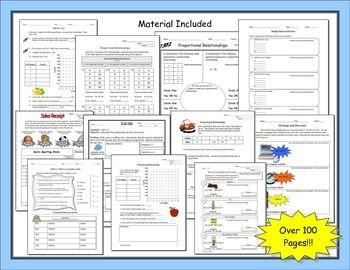 proportional relationships unit fractions worksheets. Black Bedroom Furniture Sets. Home Design Ideas