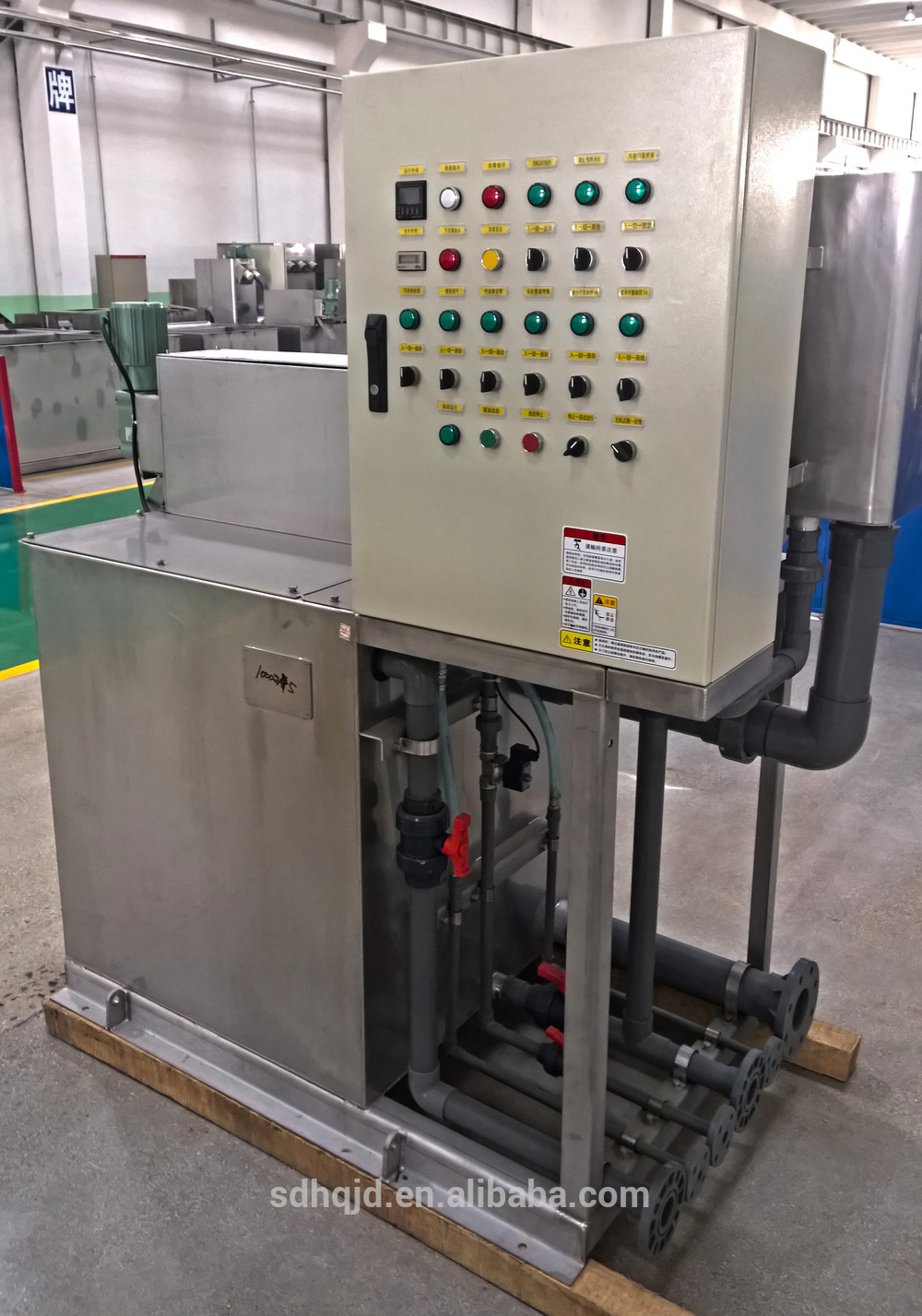 Tsurumi technology fully automatic small size screw filter press (MDQ-101), View screw filter press, TSURUMI HONGQI Product Details from Shandong Hongqi Machinery & Electric Group Co., Ltd. on Alibaba.com