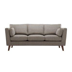 Elisa 3-Sitzer - Grau