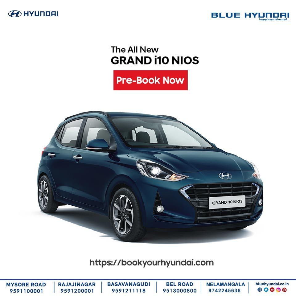 The All New Grand I10 Nios Design Style Focussed To Create An