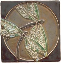 Decorative Accent Tile Amazing Dragonfly Decorative Accent Tile Showerlove These It Would Be Decorating Design