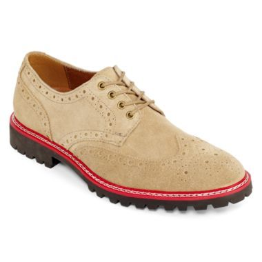 cf369db9333e0 St. John s Bay® Mason Mens Wingtip Shoes found at  JCPenney