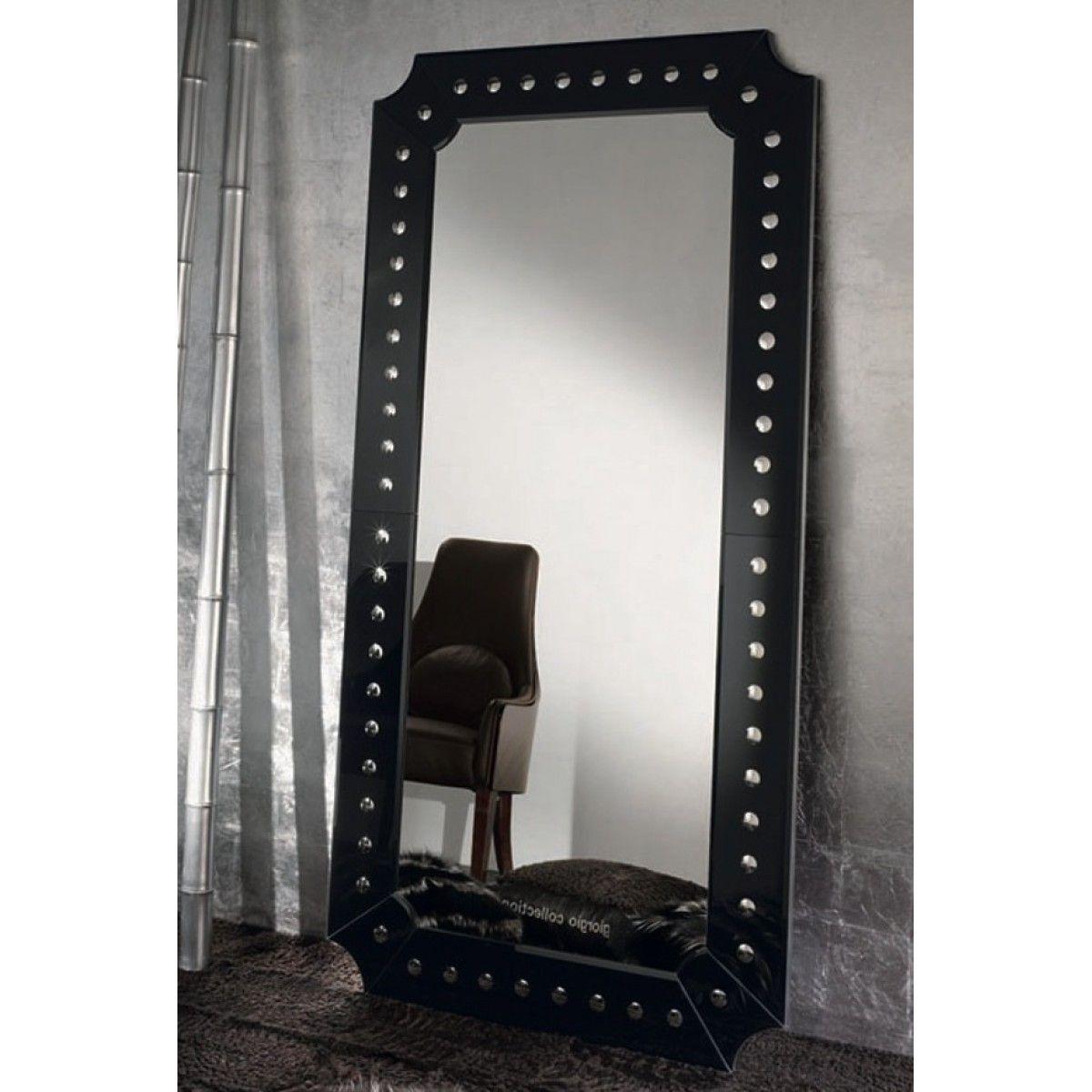 Giorgio Collection Luna Murano Floor Mirror | Inspire Me: Floor ...
