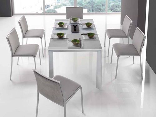 Ultramodern Dining Room Designs Ultramodern Look Dining room