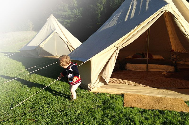 How To Camp With A Baby, An Expert's Guide - MOTHER - mothermag.com