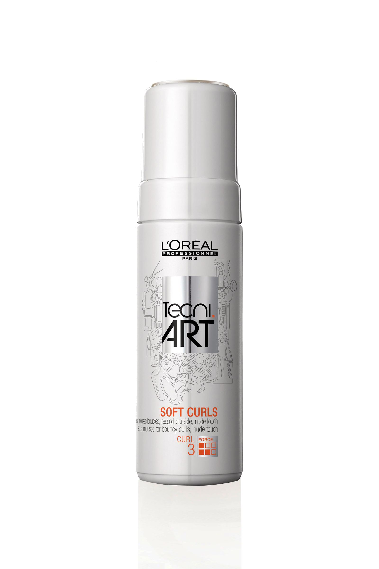 Crystals Reviews: LOréal Professionnel Nude Touch styling