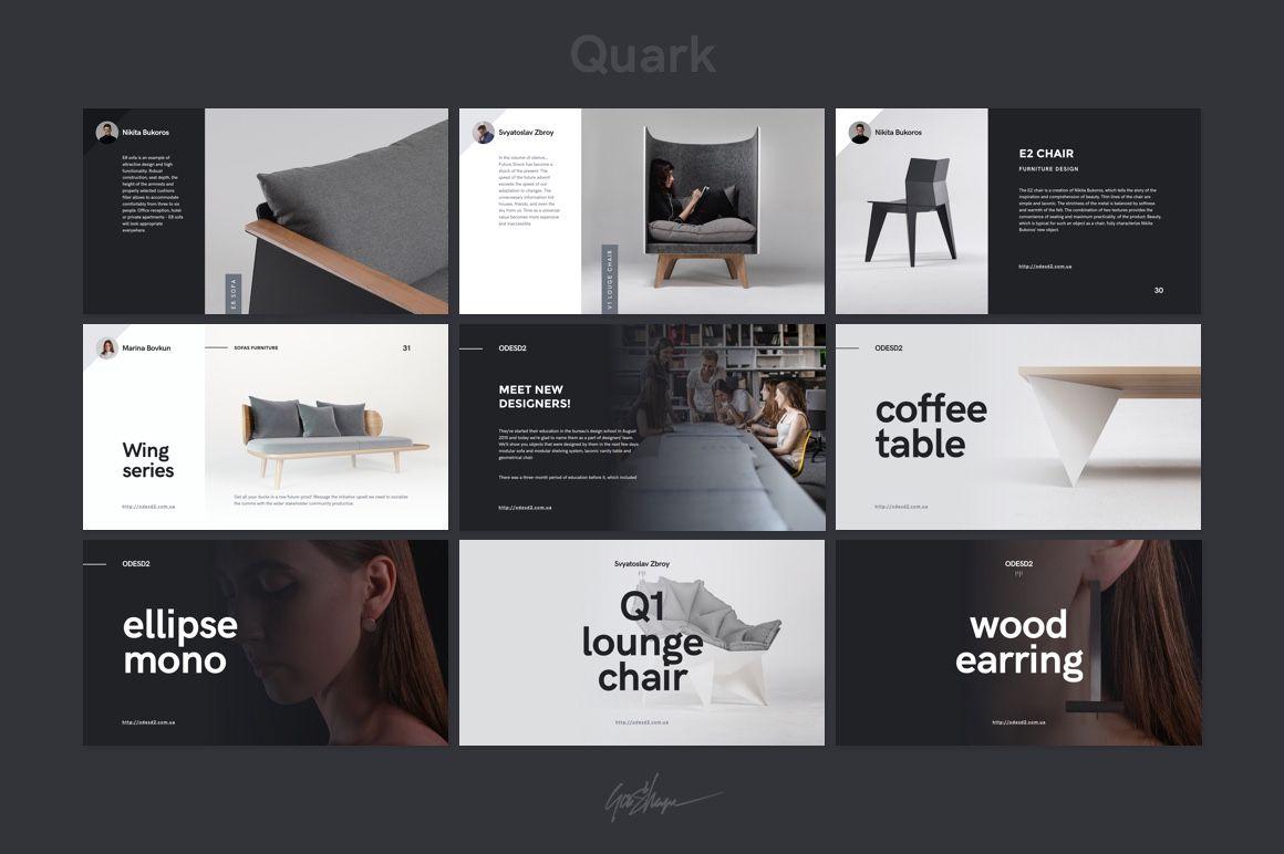 Quark keynote presentation template by goashape2 | Presentations ...