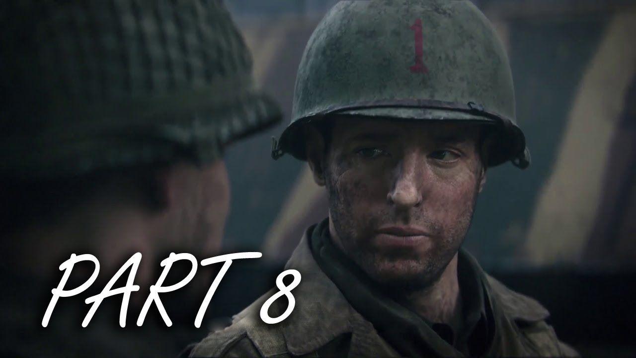 Call Of Duty World War 2 Walkthrough Gameplay Part 8 Hill 932