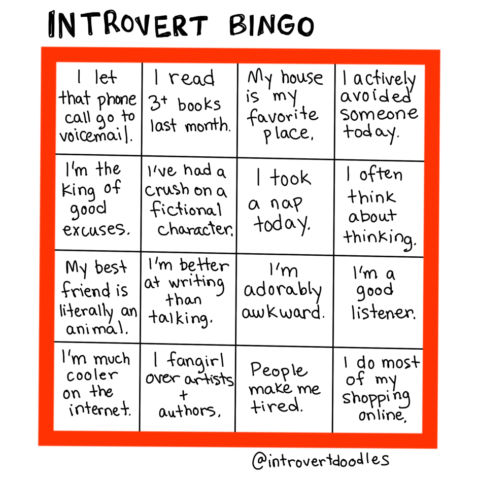 Can introverts dating extroverts with social anxiety