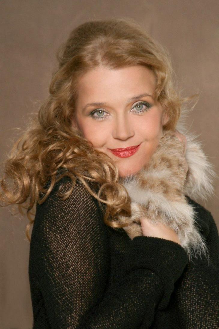 Обремененная красотой. Как изменилась Ирина Алферова за 40 ...