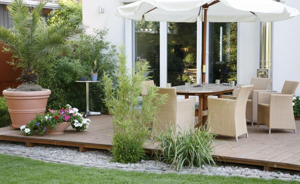Sitzplätze Im Garten Gestalten Garten Pinterest Garten Garten