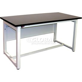 Lab Table Available In White Resin Countertops Workbench