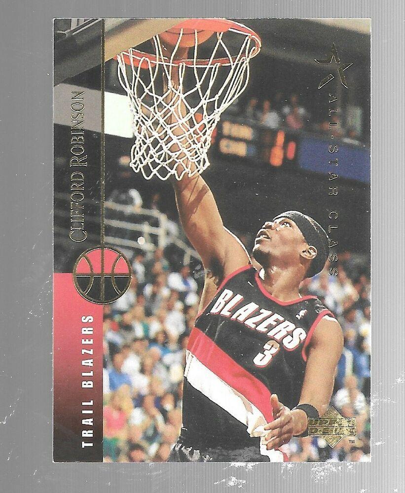 199495 Upper Deck All Star Clifford Robinson 340