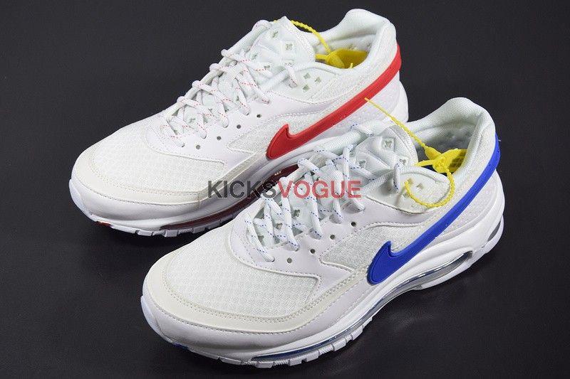 74f377ef32 Skepta x Nike Air Max 97/BW Sk Air II AO2113-100 | www.kicksvogue ...
