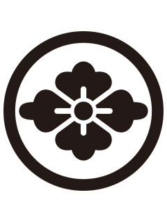 Family Crest Vector Logo Japanese Crest Japanese Family Crest