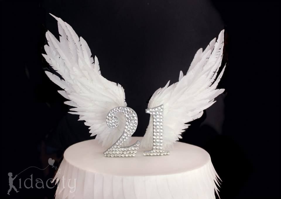 Wafer Paper Wings Angels Wafer Paper Wafer Paper Flowers Cake