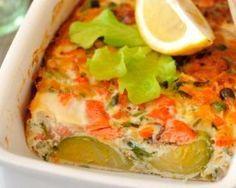 Terrine de courgettes au fromage de chèvre frais et saumon fumé : http://www.fourchette-et-bikini.fr/recettes/recettes-minceur/terrine-de-courgettes-au-fromage-de-chevre-frais-et-saumon-fume.html