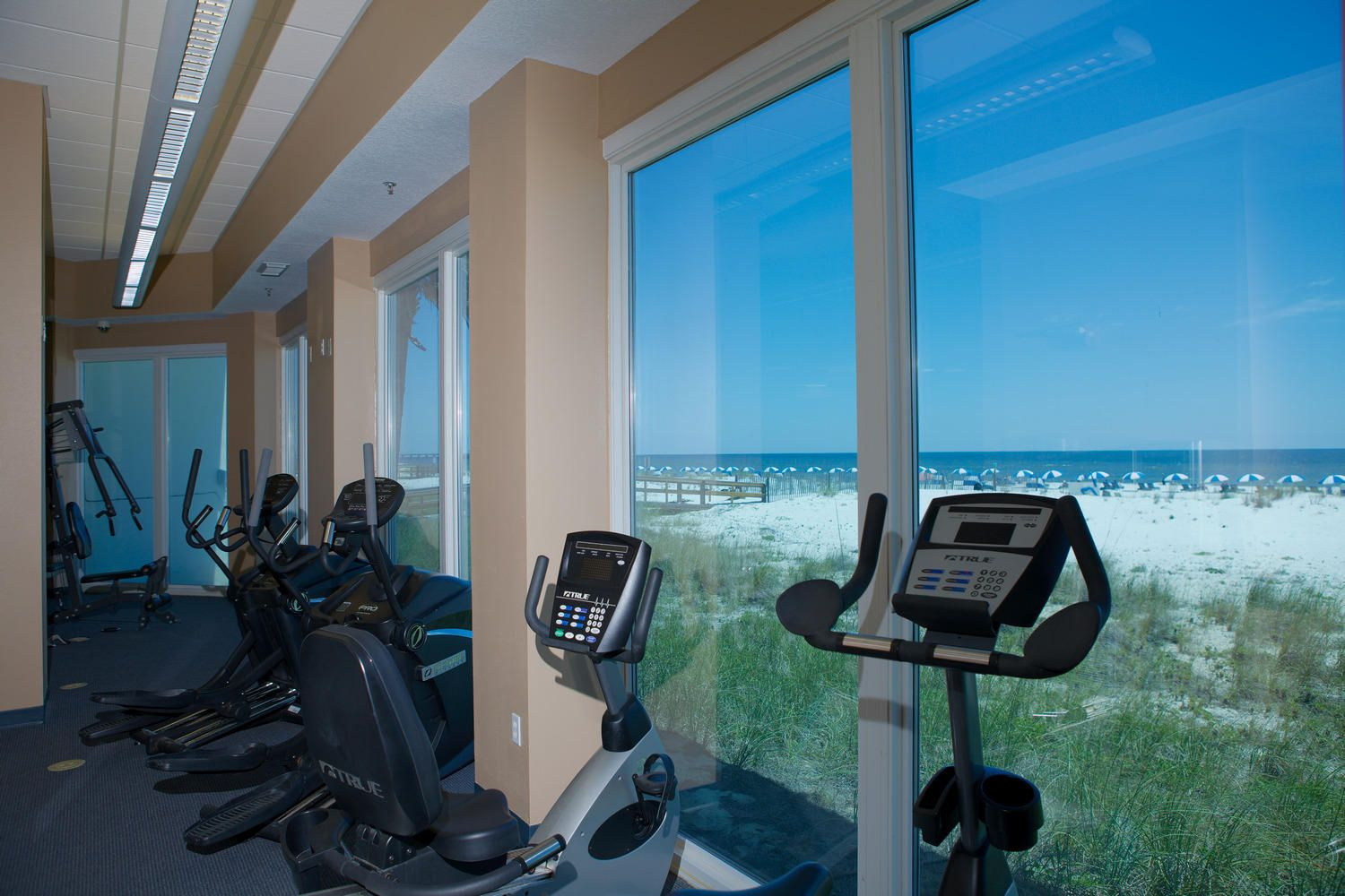 Exercise Room http://www.paradisegulfproperties.com/
