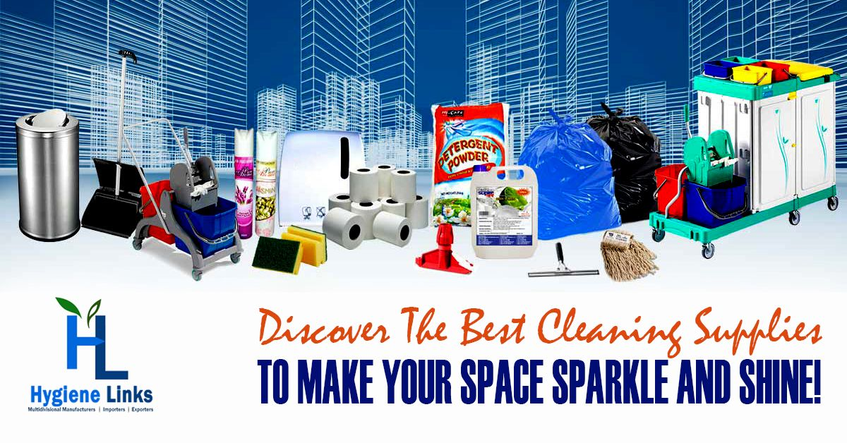 Looking For The Best Cleaning Equipment Suppliers In Kuwait