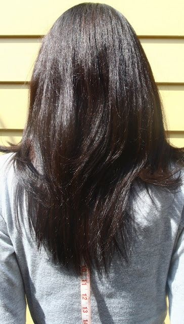 Pretty U Shaped Hair Cut For Wavy Straight Long Hair