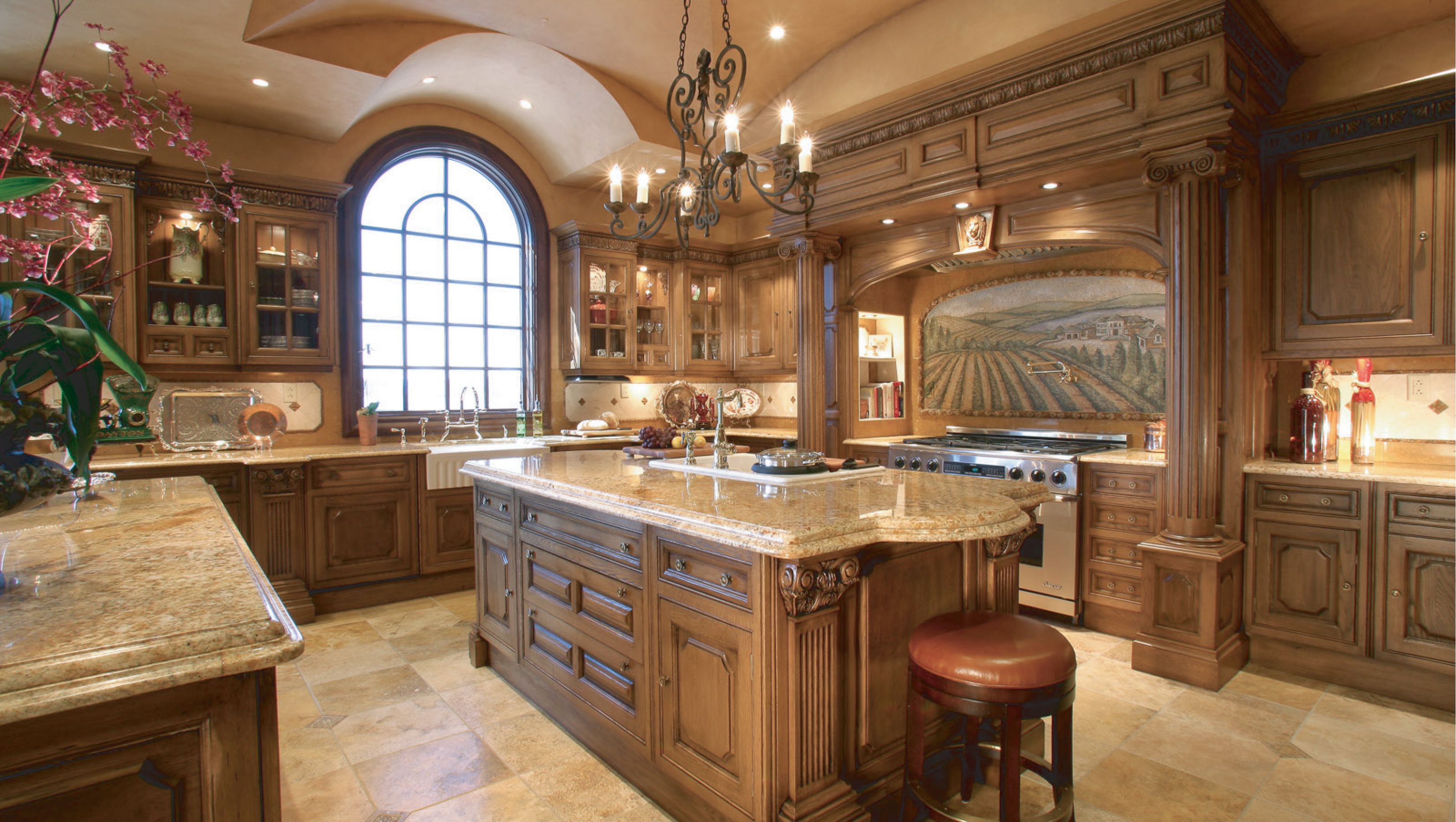 Building Your Dream Kitchen  Interior Innovations  Kitchen Brilliant Kitchen Design Innovations Inspiration Design