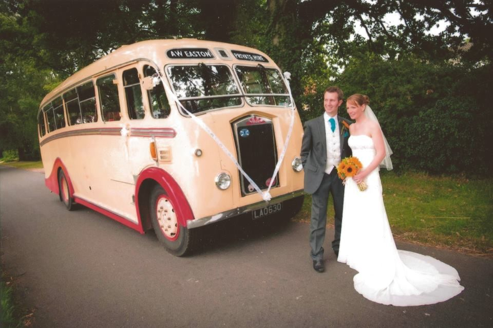 Eastons Vintage Coach Hire Provided Beautifully Restored Authentic Coaches For Weddings In Norwich And Norfolk