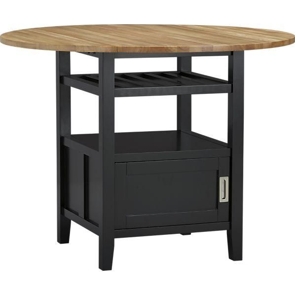 maybe a table like this for the eat in kitchen just different