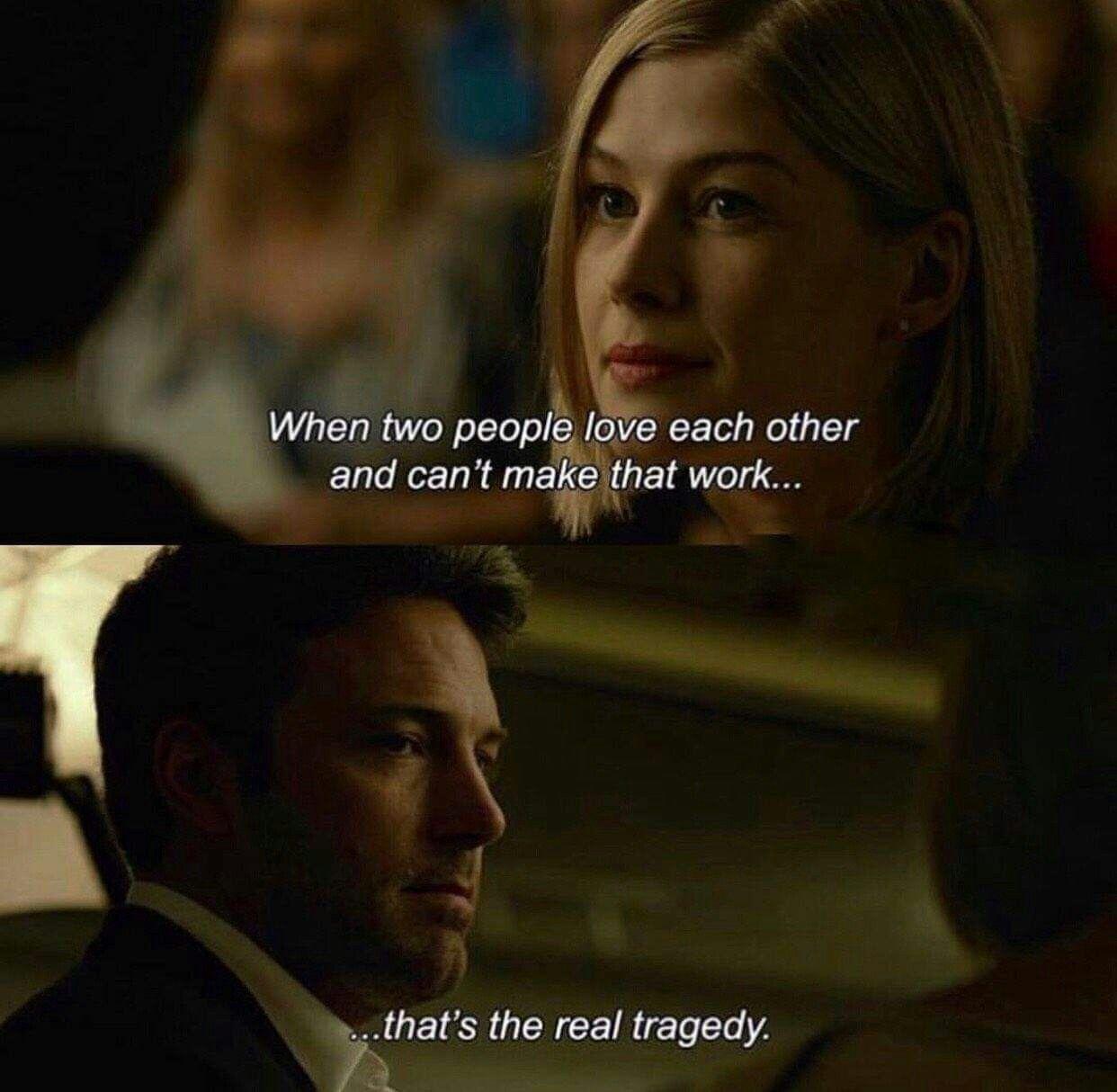 Gone Girl Movie Quotes Tv Quotes Film Quotes