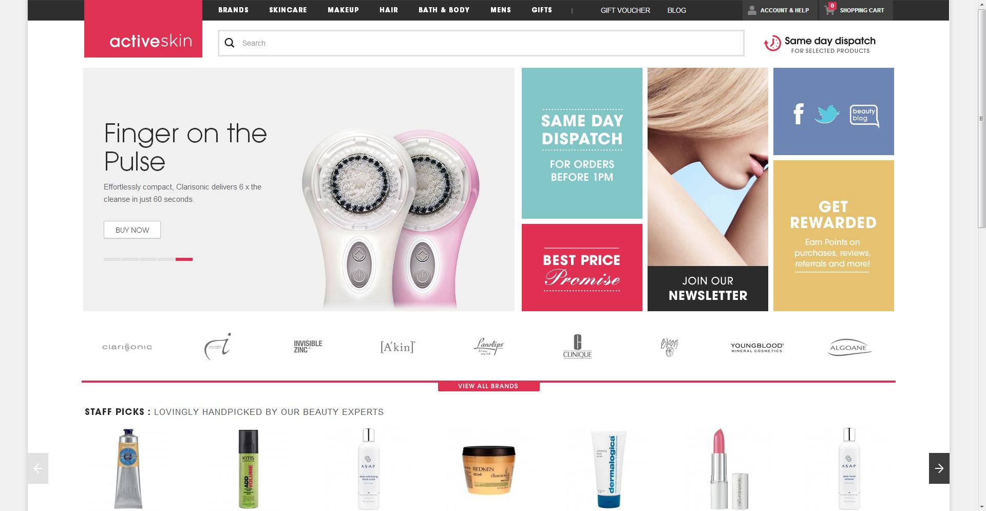 Web Trends: Super Smooth eCommerce Website Design | 30