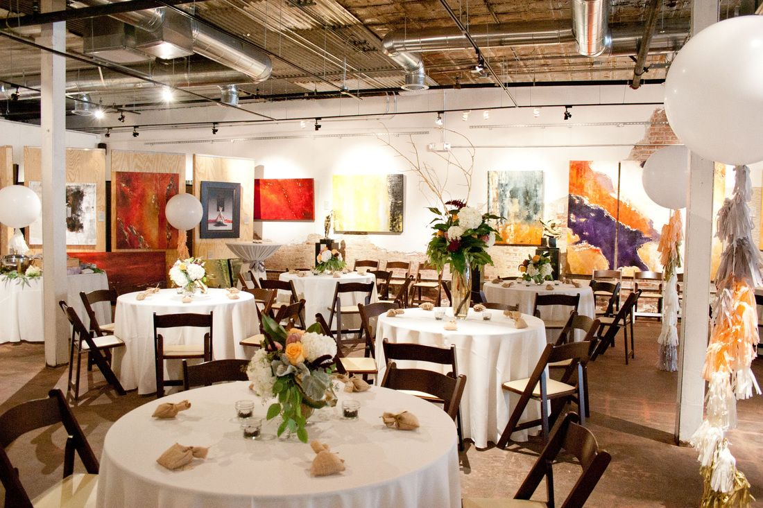 Midtown Artery Wedding Reception Venue And Rehearsal Dinner Venue In