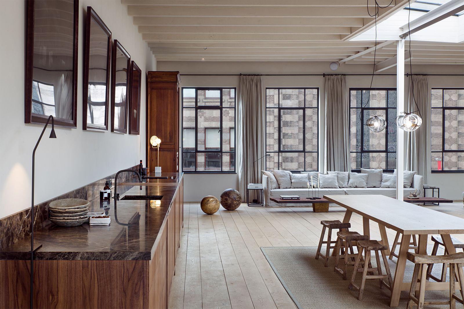 Natuurlijke Zolder Loft : Meeting venue amsterdam interior design studios pinterest