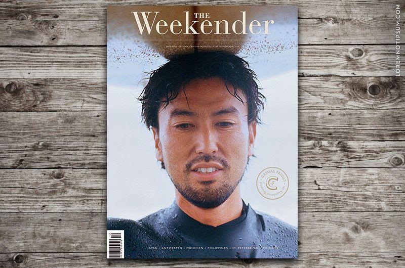 THE Weekender Nr. 12