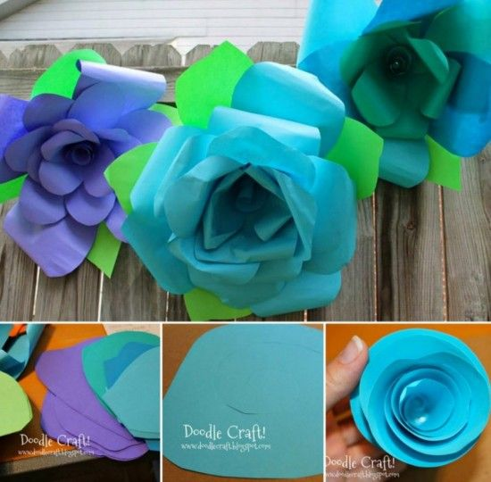 Giant tissue paper flowers video instructions giant paper flowers giant tissue paper flowers video instructions mightylinksfo