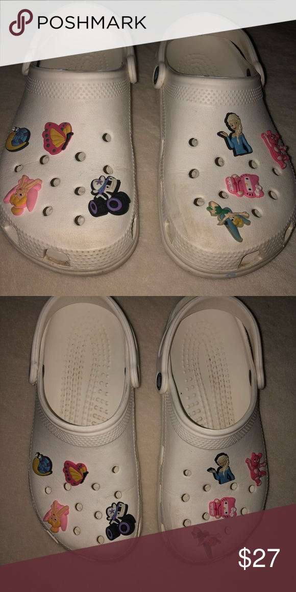 Very comfy and cute. CROCS Shoes