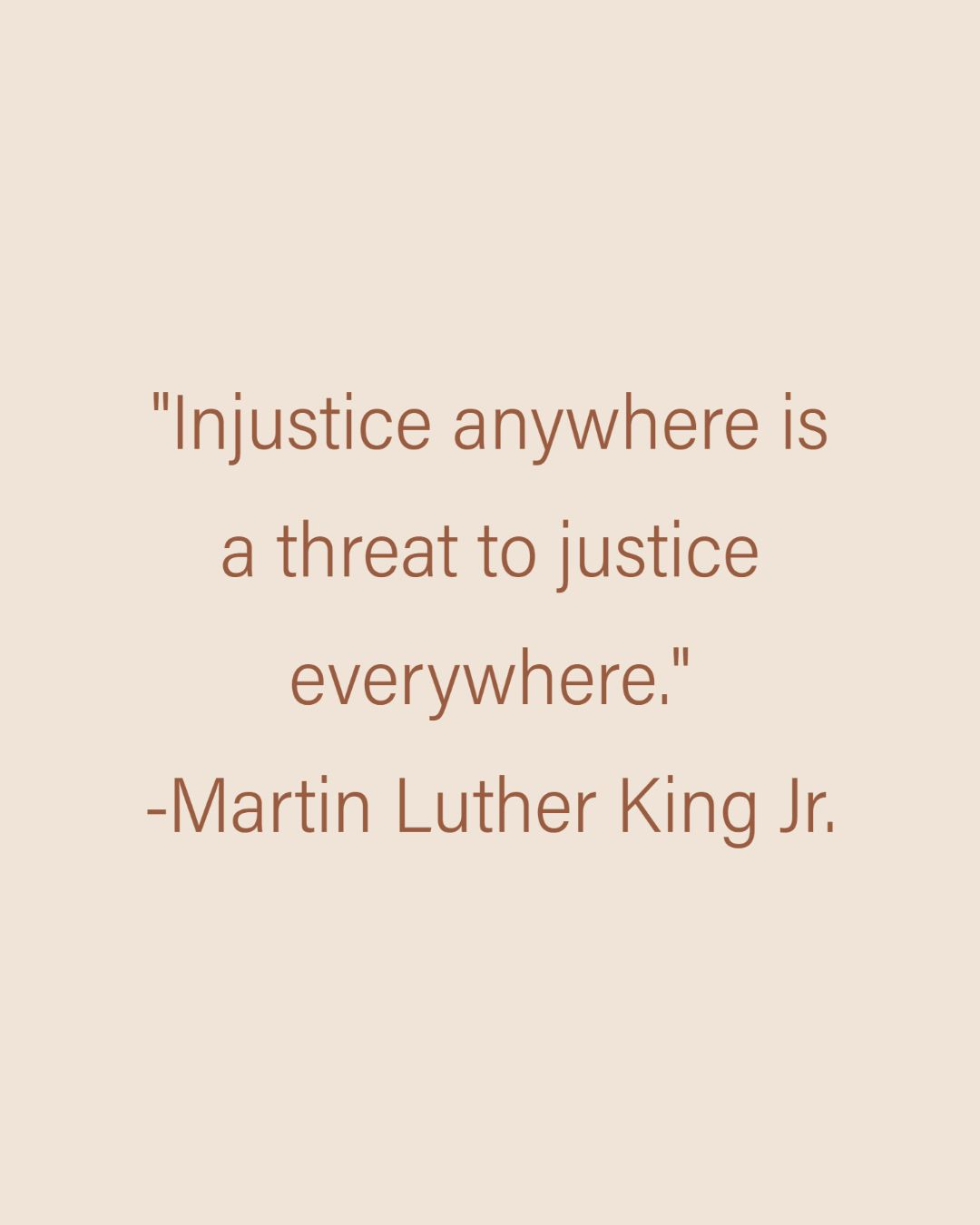 Racial Equality Quote King Quotes Martin Luther King Quotes Equality Quotes