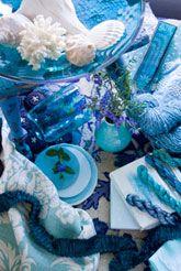 teals by Susan Sargent studio