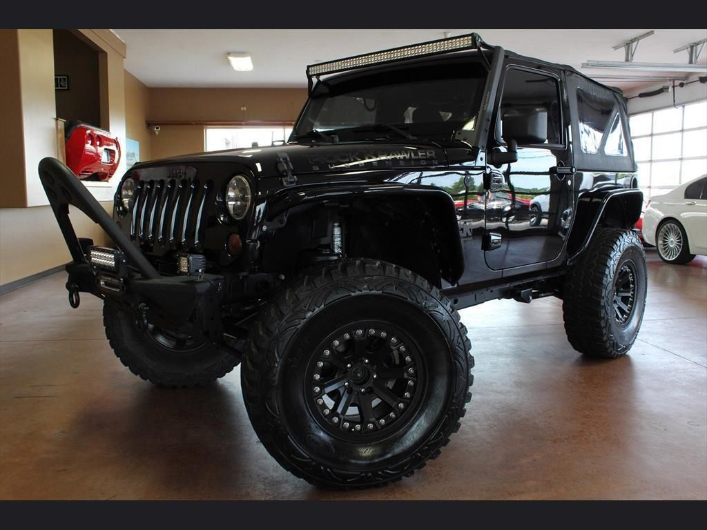 Car brand auctionedJeep Wrangler Sport 2012 Car model